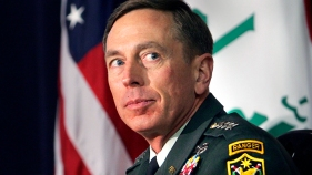 CIA Director Petraeus Resigns, Cites Affair