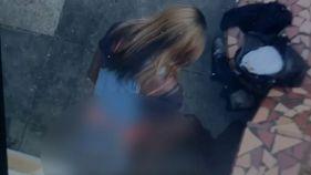 Serial Pooper Caught On Camera