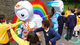 The Story Behind the Official Olympics Mascots