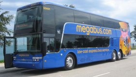 Megabus Opens Downtown Dallas Stop
