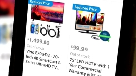 Wal-Mart Customers Want TVs After Black Friday Pricing Error
