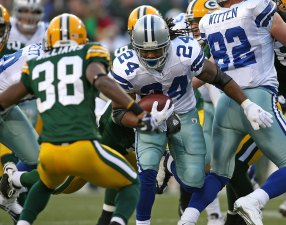 Out Of The Chute: Cowboys at Packers