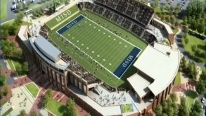 McKinney to Break Ground on New Stadium