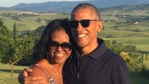 Obamas Hang With the Clooneys on A-List Vacation