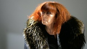 French Fashion Designer Sonia Rykiel Dies at 86