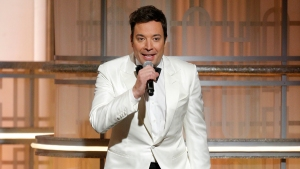 Fallon Donates $100K to Fund Art at High School Alma Mater
