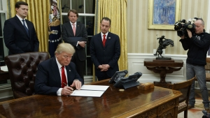 Trump Moves Expected to Renegotiate NAFTA, Withdraw From TPP