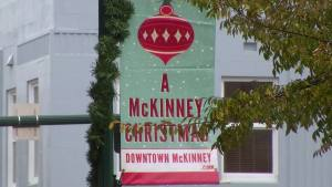 Rain Forces Changes to McKinney Christmas Festival