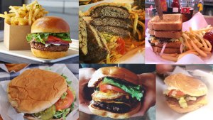 NBC 5 Staff Shares Favorite Burger Joints