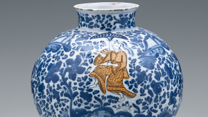 Ceramics on Display at the Crow Collection of Asian Art