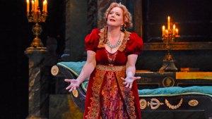 Dallas Opera's Colorful Costumes Star in NorthPark Exhibit