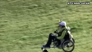 Disabled Paraglider Inspires