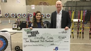November's Wingstop Scholar Athlete - Dorothy Cobb