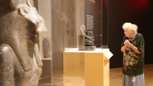 Dallas Museum of Art's Divine Felines: Cats of Ancient Egypt
