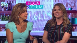 Jenna & Hoda Discuss the New Fourth Hour of TODAY with NBC 5