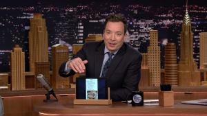 WATCH: Jimmy Fallon Shares Your Funny Screengrabs