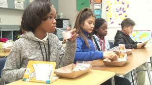 Garland Schools See Benefits in Breakfast Program