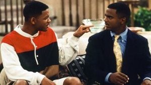 Will Smith, Alfonso Ribeiro, 'Fresh Prince' Cast Reunite
