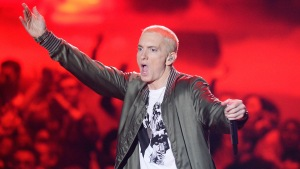 Eminem Drops Surprise Political Rap 'Campaign Speech'