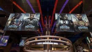 'Black Panther' Draws Crowds, Hope on Opening Weekend