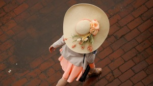 What it's Like to Shop for a $1,000 Kentucky Derby Hat