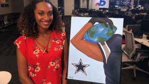 Timelapse: Incredible Cowboys Painting