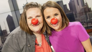 NBC 5 Viewers Share Their #RedNoseDay Photos