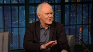 'Late Night': Lithgow Went Skinny Dipping During 'Footloose'