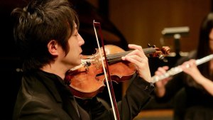 Each Concert a Journey for Dallas Chamber's Concertmaster