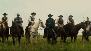 """The Magnificent Seven"" is Highly Entertaining: Cogill"