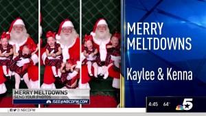 Merry Meltdowns - December 21, 2016