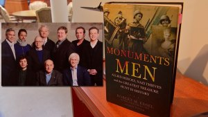 Dallas' 'The Monuments Men' Author Has New TV Show