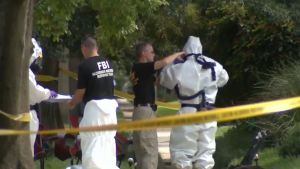 FBI Raid Targets Houston Home