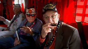 Survivors, Veterans Observe 75th Anniversary of Pearl Harbor