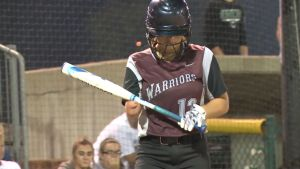 One-Armed Softball Player Finds Her Swing