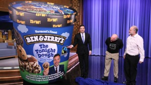 Fallon Celebrates First Year as Host