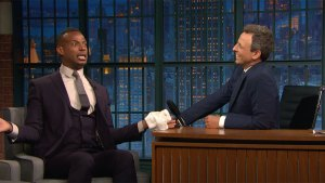 'Late Night': Marlon Wayans Likes to Embarrass His Kids