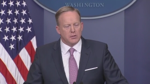 Spicer Doubles Down on Inauguration Audience Claim