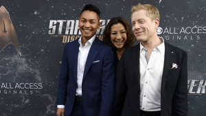 'Star Trek: Discovery' on Voyage of Diversity and Tolerance