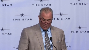 Cowboys VP Says Team Isn't Looking to Add Any D-Line Help
