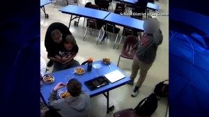 Student Saves Choking Friend