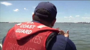 Rescuers Search for Missing Kayaker off Galveston Coast