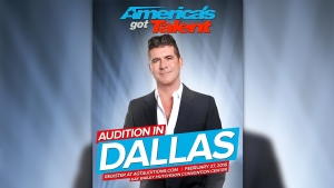 'America's Got Talent' to Hold Dallas Audition