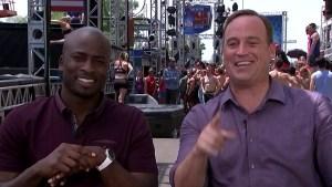 'American Ninja Warrior' Hosts Talk Premiere