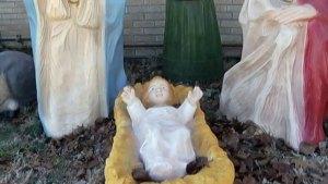 Donor Leaves $50K Check Under Baby Jesus in Nativity Scene