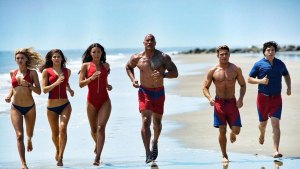 See It:  First 'Baywatch' Trailer Starring Efron, Johnson