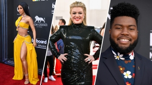 In Photos: 2019 Billboard Music Awards Red Carpet