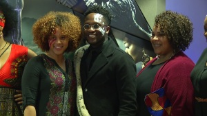 'Black Panther' Opens In North Texas