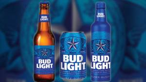 Bud Light Adds Lone Star to Cans, Bottles Sold in Texas