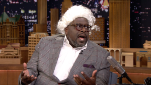Cedric the Entertainer Wants to Audition for 'Hamilton'